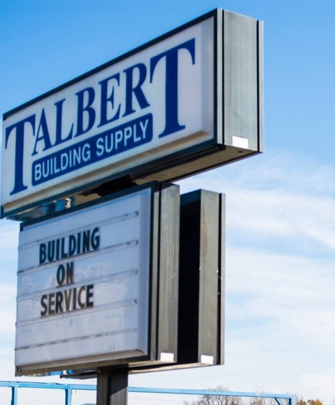 Talbert Building Supply