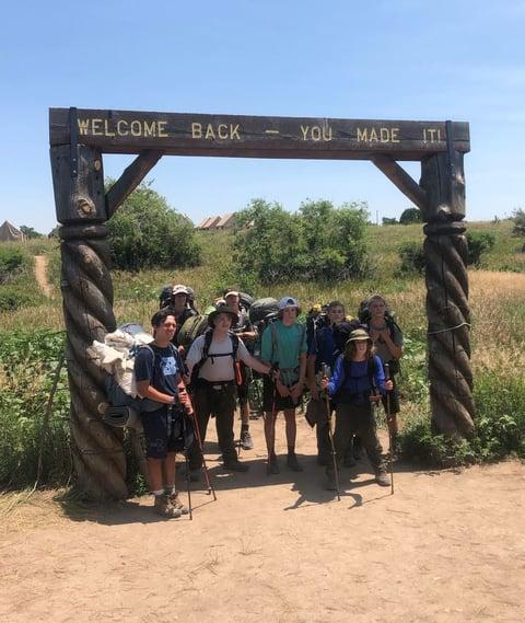 Scouts Trip Picture