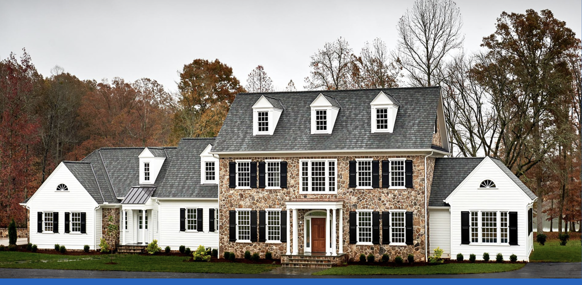 Christopher Rand Construction Home